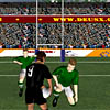 Rugby Drop kick